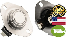 AUKO 3387134 Cycling Thermostat Replacement for Whirlpool Kenmore Maytag Dryer P