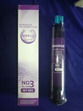 NEW Whirlpool and Kenmore Refrigerator Water Filter No  3 WT 841