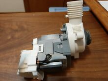 Used W10276397 Washer Water Drain Pump Motor For Whirlpool Kenmore AP4514539