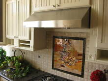 36 Stainless Steel Under Cabinet Range Hood 032A