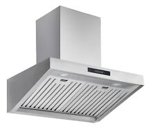 New  30  European Style Range Hood K1016 with Baffle filter
