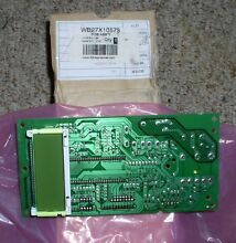 GE MICROWAVE PCB CONTROL BOARD WB27X10573   NEW  JT