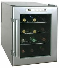 Sunpentown 12 Bottle Thermo Electric Wine Cooler   WC 12