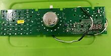 Whirlpool Maytag washer user interface board with knob W10338068