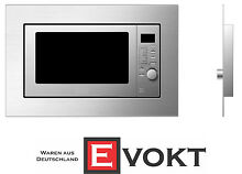 Respekta MW 800 Built In Stainless Steel Microwave With Grill 800W Genuine New