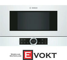 Bosch BFR634GW1 White built in microwave Solo