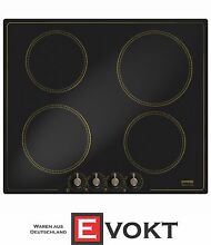 Gorenje IC634CLB Built In Induction Hob 4 Cooking Zones Black Cooktop Genuine