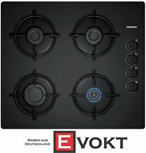 SIEMENS EO6B6PB10 glass ceramic gas hob black autark gas field 60cm NEW