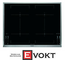 AEG HKM76400XB Built In Induction Hob 4 Cooking Zones Ceramic Glass Genuine NEW