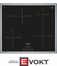 Bosch Serie 4 PIF645BB1E Built In 60 cm Induction Hob Ceramic Glass Genuine NEW