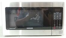 Samsung MG11H2020CT 1 1 Cu  Ft  Stainless Black Microwave Oven  19926