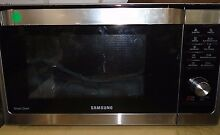 Samsung MC11H6033CT Countertop Convection Microwave 1 1 cubic ft   48921