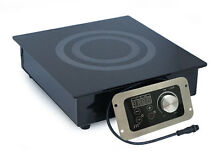 Sunpentown SPT 1400W Built In Radiant Cooktop  commercial grade    RR 1234R