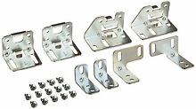 137334000 New Frigidaire Washer Dryer Pedestal Hardware Installation Kit