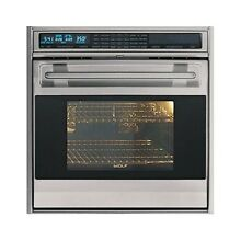 Wolf L Series SO30US 30 Inch Single Electric Wall Oven Stainless Steel