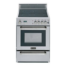 Verona 24  Self Cleaning Electric Stainless Steel Pro Range