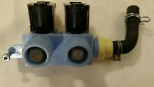USED WHIRLPOOL DUET WASHER WATER INLET VALVE  8182862