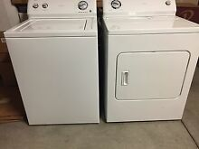 Crosley Washer model  CAW9244XQ4 and Dryer model  CED126SXQ1
