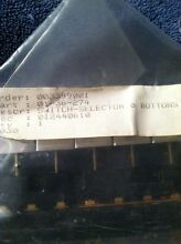 Thermador Oven Selector Switch 01 36 274