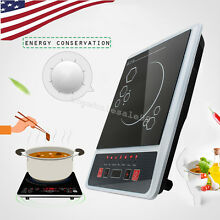 Digital Electric Induction Cooktop Countertop Burner Cooker 2000W TOP Fast Ship