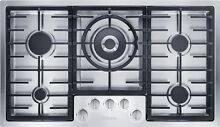 Miele KM2355G 36  Gas Cooktop