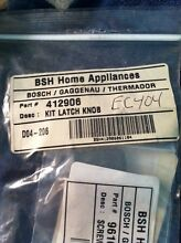 Thermador Oven Or Range Latch Knob Kit 412906