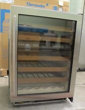 SUB ZERO 24  Built In UNDERCOUNTER WINE STORAGE 424G S