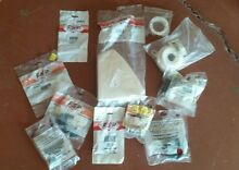 Lot of 11 Miscellaneous Whirlpool Washer Parts