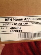 Bosch Dishwasher Soap Dispenser 488964