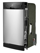 Sunpentown SPT 18  Built In Dishwasher   Stainless Steel   SD 9252SS