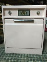 Vintage 1950 s Pink General Electric Wall Oven