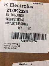 Genuine OEM 218592325 Frigidaire Refrigerator Bin Door AP2114786 PS428286
