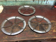 VINTAGE MAYTAG DUTCH OVEN Burner Tops  3