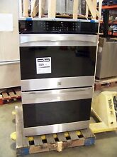KENMORE ELITE 30  STAINLESS DOUBLE CONV OVEN MODEL  48453   48  OFF  3 449 LIST