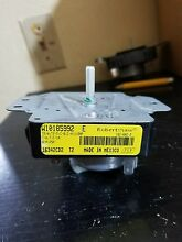 NEW W10185992 DRYER TIMER  ONLY TIMER