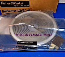NEW GENUINE FISHER   PAYKEL 532701P COOKTOP RADIANT SURFACE ELEMENT FOR CE901
