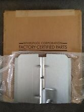 New Genuine Whirlpool Gas  Oven Baffle  Part   W10272528  Never Used