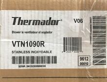 Thermador 60  Internal Blower For Insert Wall Range Hood 1000 CFM VTN1090R