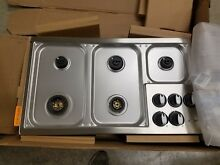 Dacor RGC365S LP 36  Stainless Gas  Liquid Propane  Cooktop