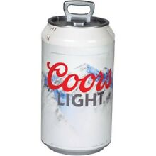 NEW Coors Light Beer Mini Thermoelectric Can Cooler