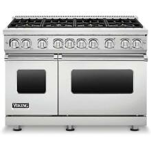 Viking Professional 7 Series VGR7488BSS 48 Inch Pro Style Gas Range