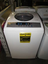 Midea MAE50 1102PS 1 6 cu  ft  Top Loading Portable Washing Machine  White