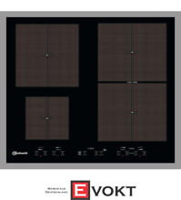 BAUKNECHT CTAI 9640 FS IN  induction hob  577 mm wide  4 hobs
