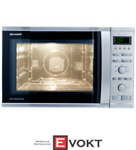 SHARP R 941STW Combi Microwave