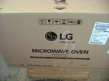 L G UNDER COUNTER MICROWAVE STAINLESS STEEL