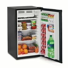 Compact Fridge Refrigerator 3 2 Cu Ft Dorm Office One Door Mini Small Freezer