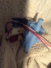GE Washer Water Valve   175D7105P001