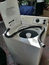 Top load washer Kenmore  washing machine 24  wide   2 5 cu  ft  with warranty