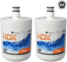 HDX FML 1 Refrigerator Replacement Filter Fits LG LT500P  Value Pack