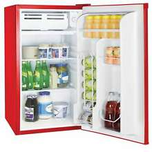 Compact Refrigerator Coca Cola Series With Freezer 3 Cubic Foot Mini Fridge New